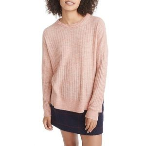 Abercrombie & Fitch Soft Pink Sweater